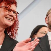 Wahlkampf 2014 mit Martin Schulz