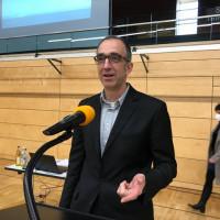 Fraktionsvorsitzender Karlheinz Paulus