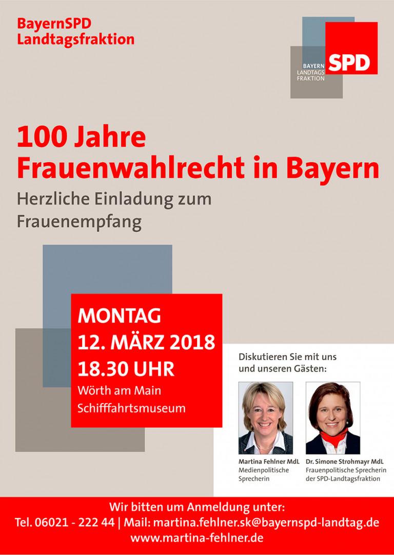 Frauenempfang 12.03.2018